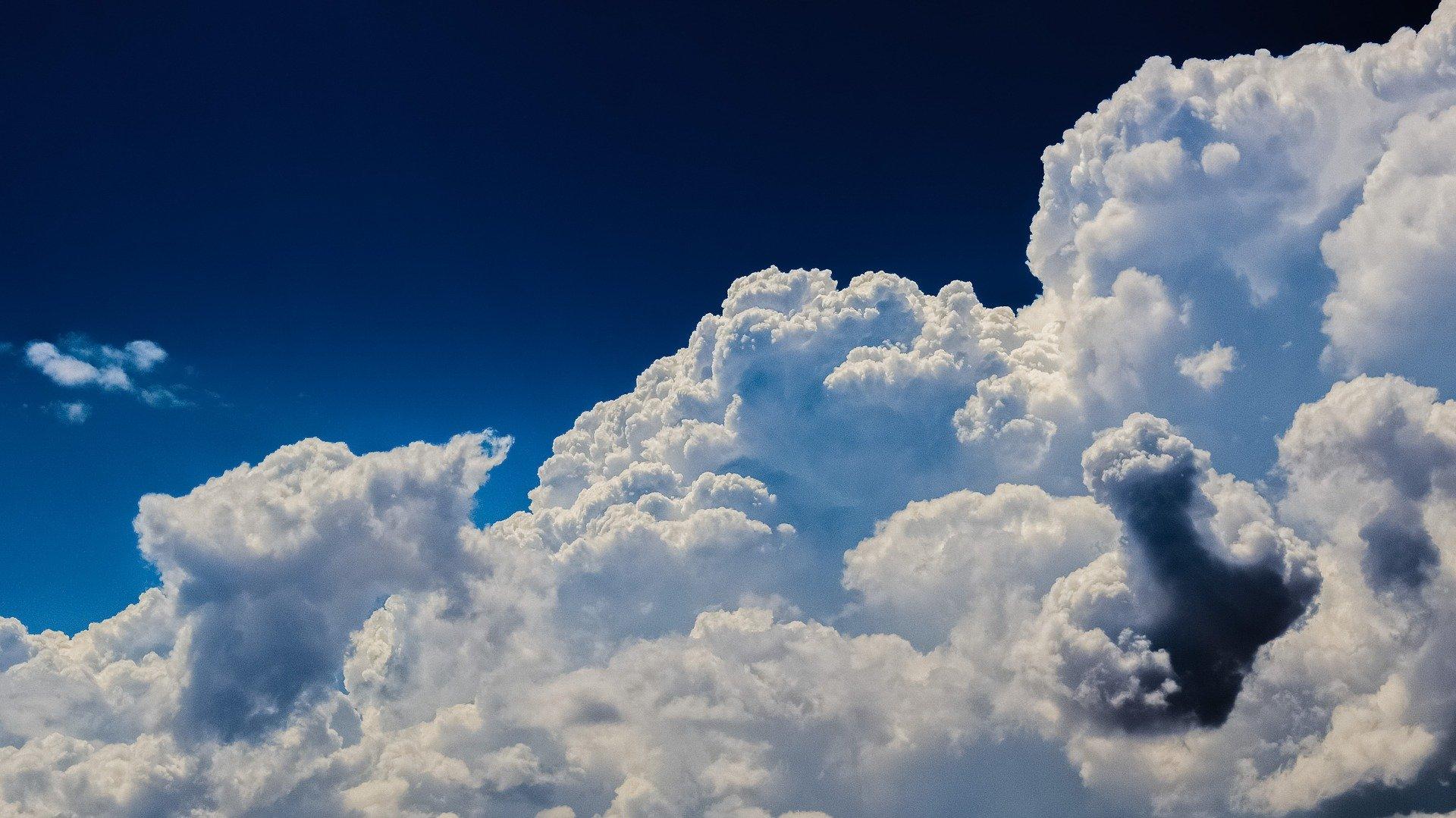 Air Clean Distribution Nuages
