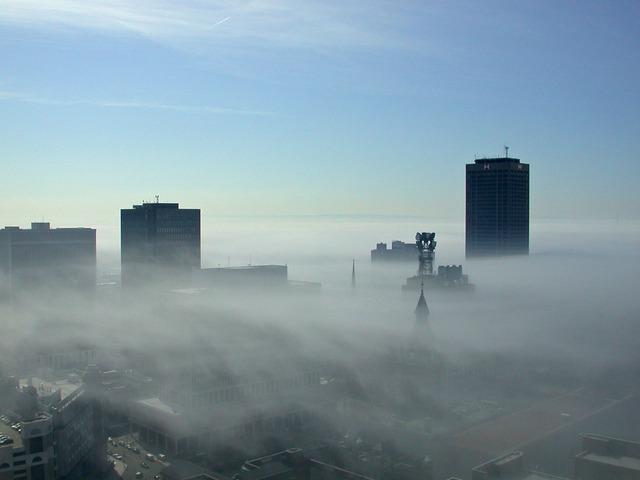 Ville pollution